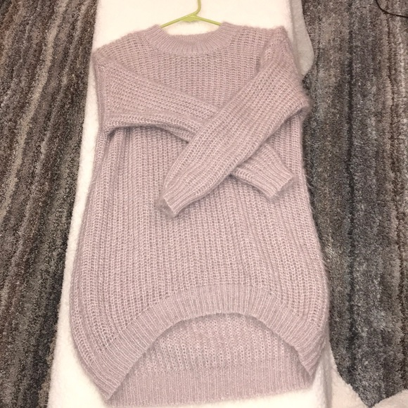 Charlotte Russe Sweaters - Pink sweater